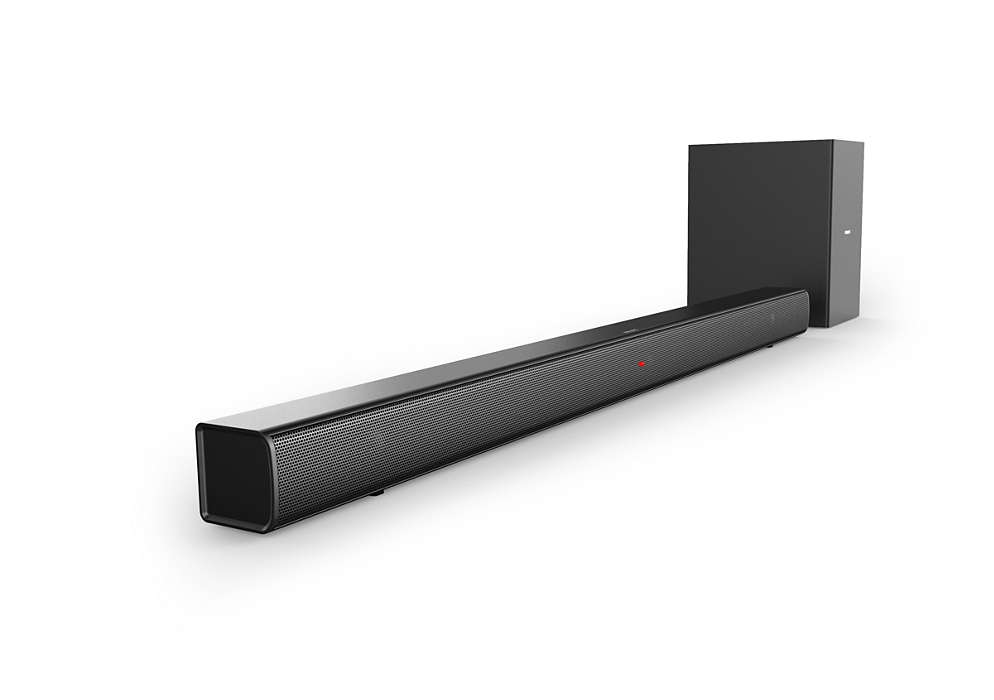 Philips Soundbar speaker HTL1520B 2.1 CH wireless subwoofer Bluetooth® HDMI ARC akustiskā sistēma