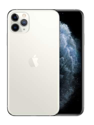 Apple iPhone 11 Pro Max 64GB Silver Mobilais Telefons