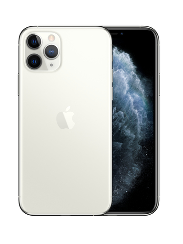 Apple iPhone 11 Pro 512GB Silver Mobilais Telefons