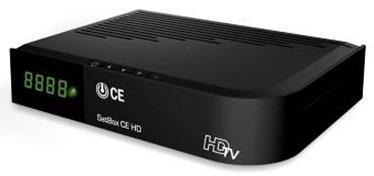 Technisat Smart HD+     service with SatBox CE uztvērējs