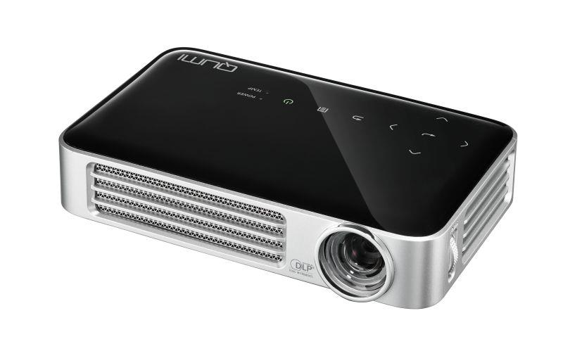 Vivitek Qumi Q6 black projektors