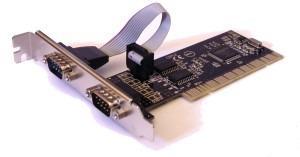 Unitek 2 Port Serial contrtoler, Y-7503 karte