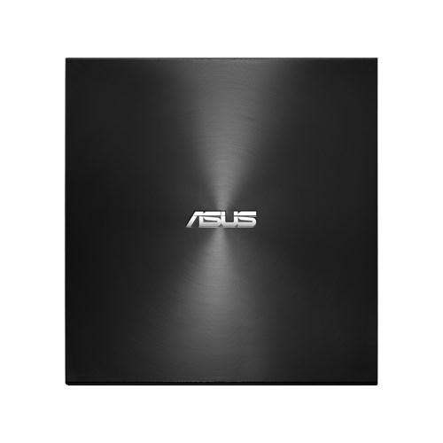 Asus SDRW-08U9M-U, USB Type-C and Type-A, Ultra-Slim, Black diskdzinis, optiskā iekārta