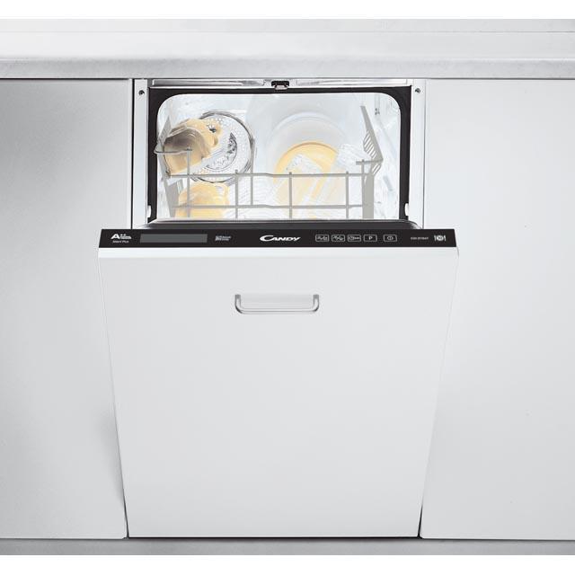 Dishwasher Candy CDI2T1047 | 45 cm Iebūvējamā Trauku mazgājamā mašīna