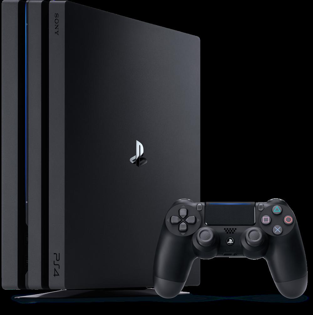 Sony PlayStation PS4 Pro 1TB Black spēļu konsole