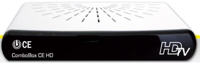 Technisat Smart HD+     service with ComboPlus uztvērējs