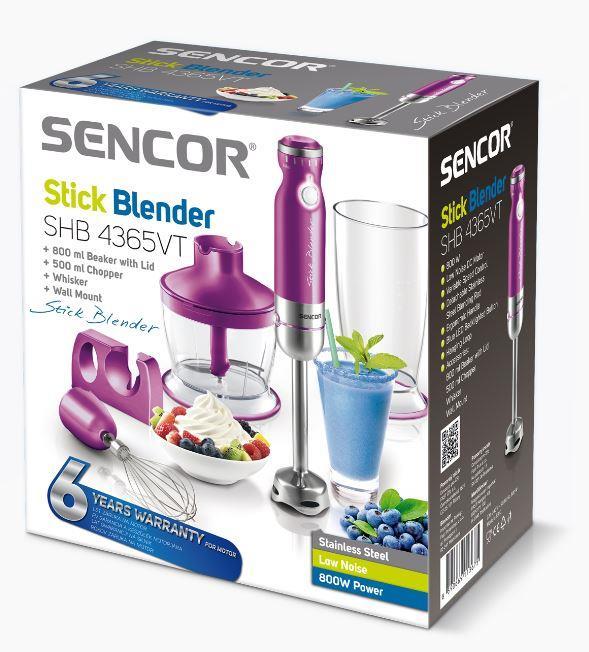 Sencor SHB 4365 VT Blenderis