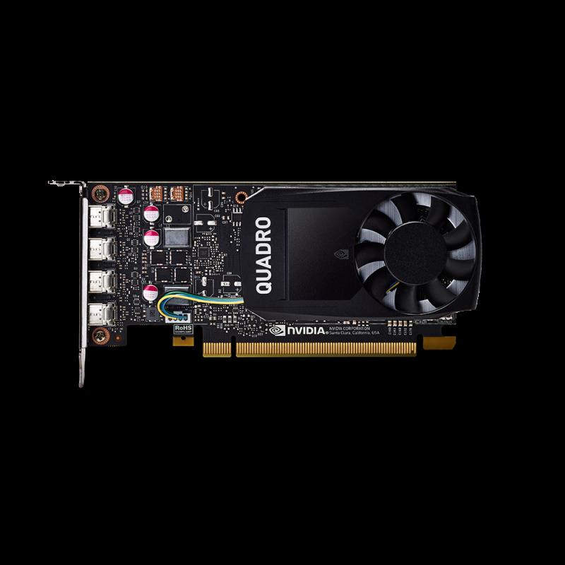 Quadro P1000 4GB        VCQP1000-PB video karte