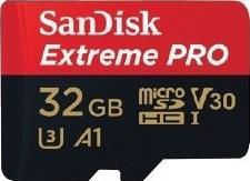 SanDisk microSDHC A1 100MB  32GB Extreme Pro   SDSQXCG-032G-GN6MA