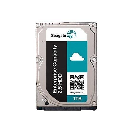 Seagate Enterprise Capacity HDD, 2.5'', 1TB, SATA, 7200RPM, 128MB cache cietais disks