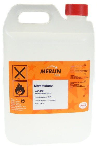 Nitrometan 99,9% 5.0L