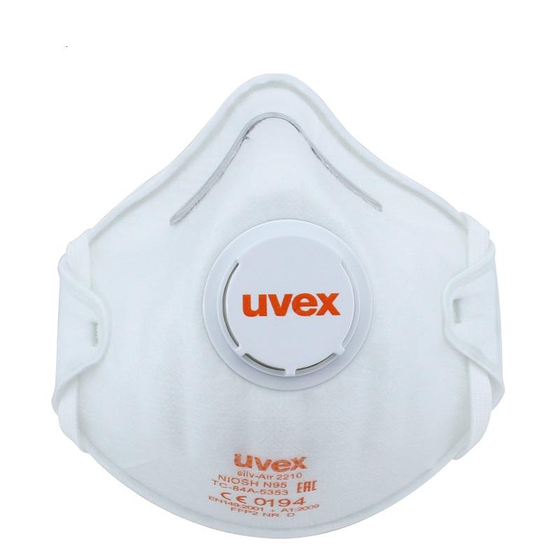 UVEX respirators Silv-Air classic 2210, FFP2, maska ar varstu