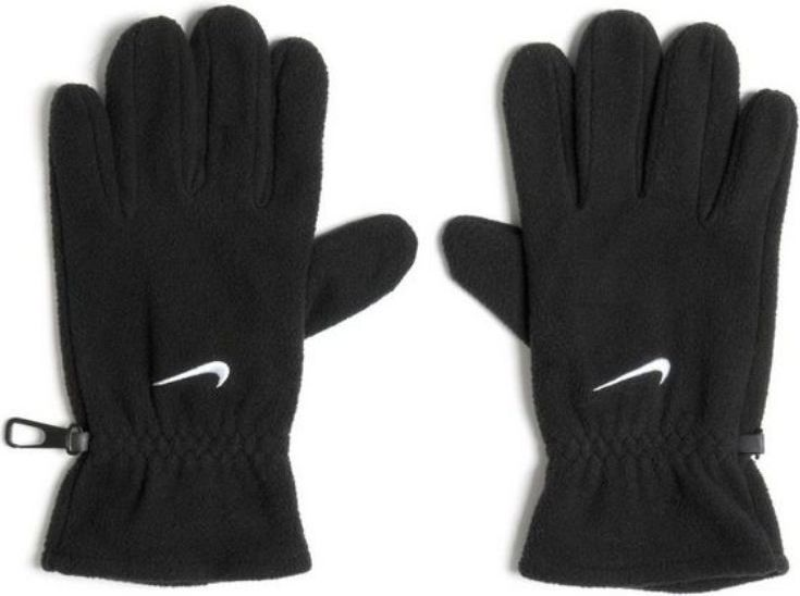 Nike Fleece gloves desert pink / fireberry r. L cimdi