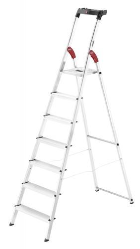 HAILO Kapnes majsaimniecibas L60 StandardLine / aluminija / 7 pakapieni 038160707