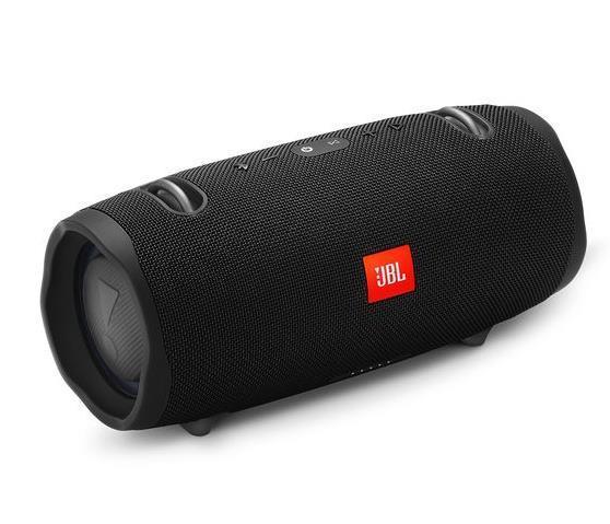 JBL Xtreme 2 Black pārnēsājamais skaļrunis