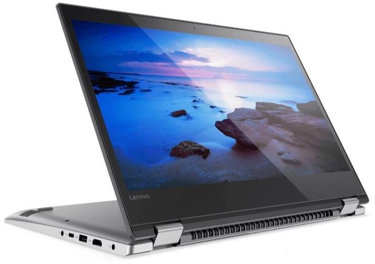 """Lenovo YOGA 530-14IKB 14""""FHD/i3-8130U/8GB/256GB SSD(M2)/Win10 Portatīvais dators"""