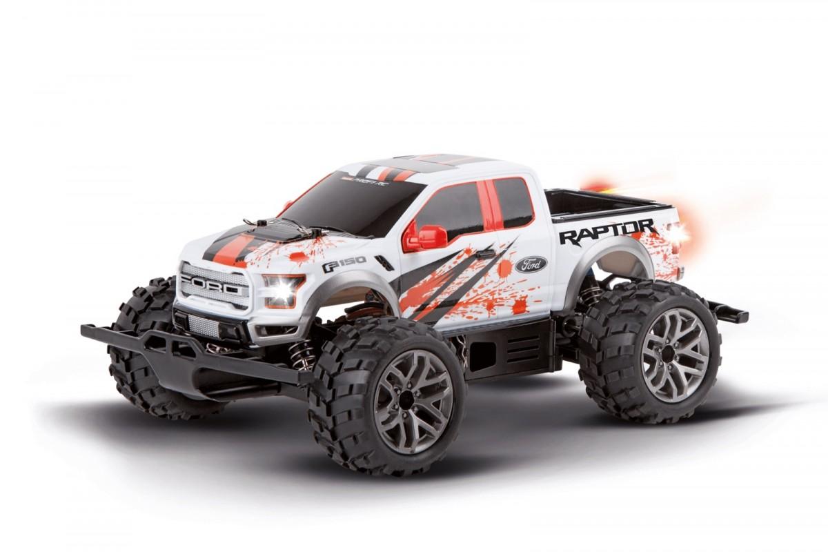 Carrera RC vehicle Off Road Ford F150 Raptor - PX 1:18 Radiovadāmā rotaļlieta