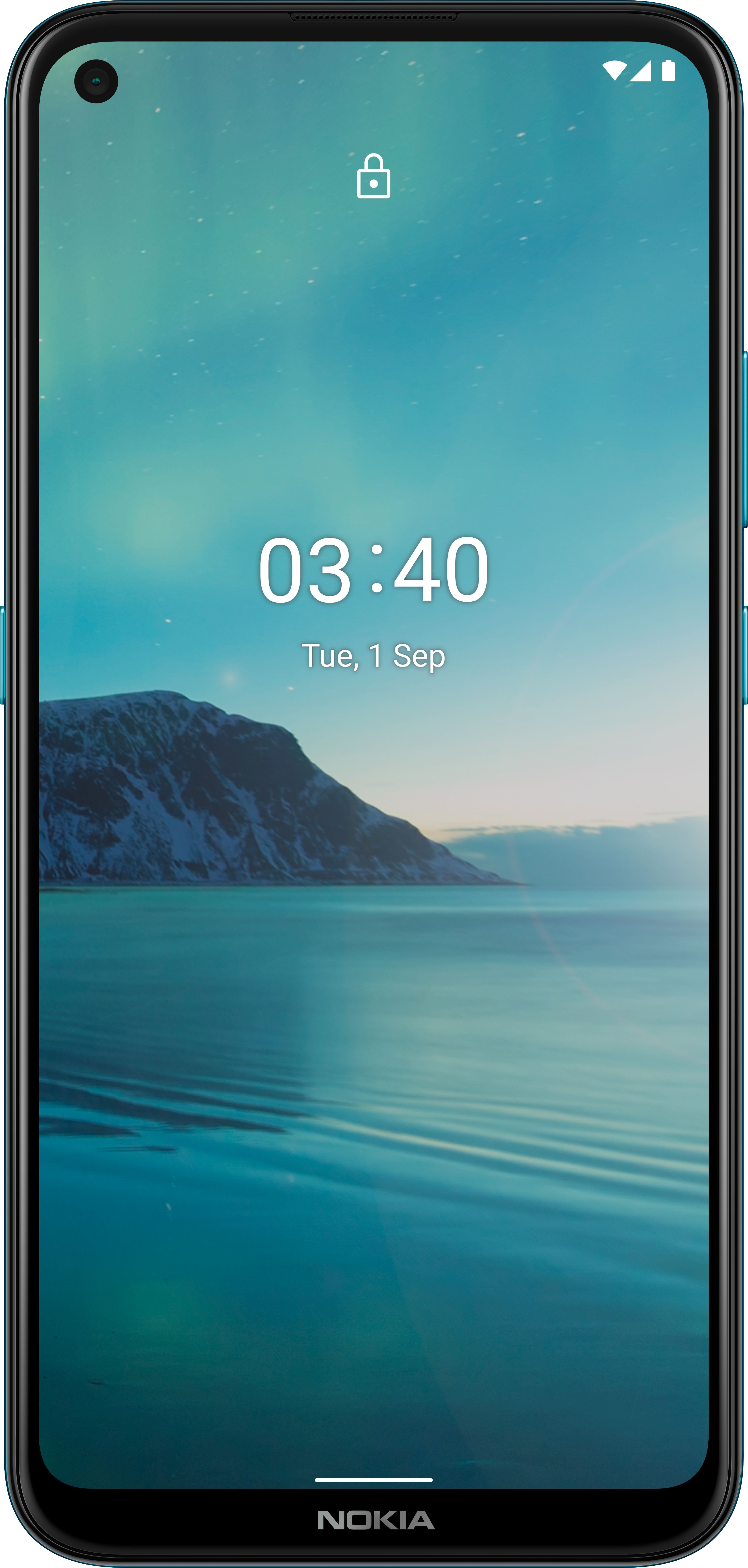 Smartfon Nokia 3.4 64 GB Dual SIM Szary  (TA-1283) TA-1283 Mobilais Telefons