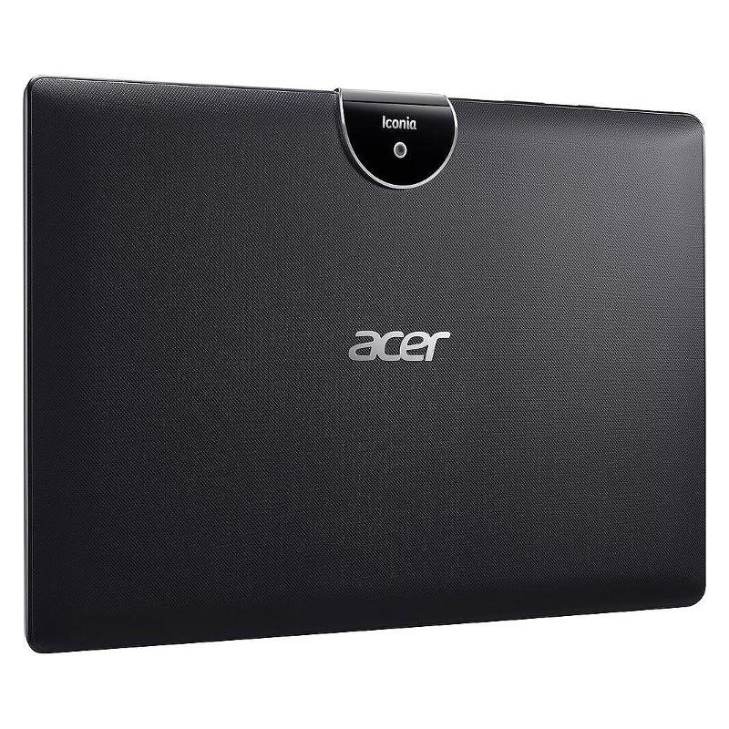 """Acer Iconia One 10 B3-A40 10.1 """", Black, IPS TFT, 1280 x 800 pixels, MediaTek Quad-core, MT8167A, 2 GB, DDR3L SDRAM, 16 GB, Wi-Fi, Planšetdators"""