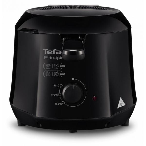 TEFAL frī pagatavošanas ierīce 1.2l, melns FF230 ritēšanas iekārtas (Taukvāres katls)