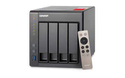 QNAP NAS TS-451+-8G 4x0HDD 8GB 2,0GHz 2LAN 2xUSB3.0
