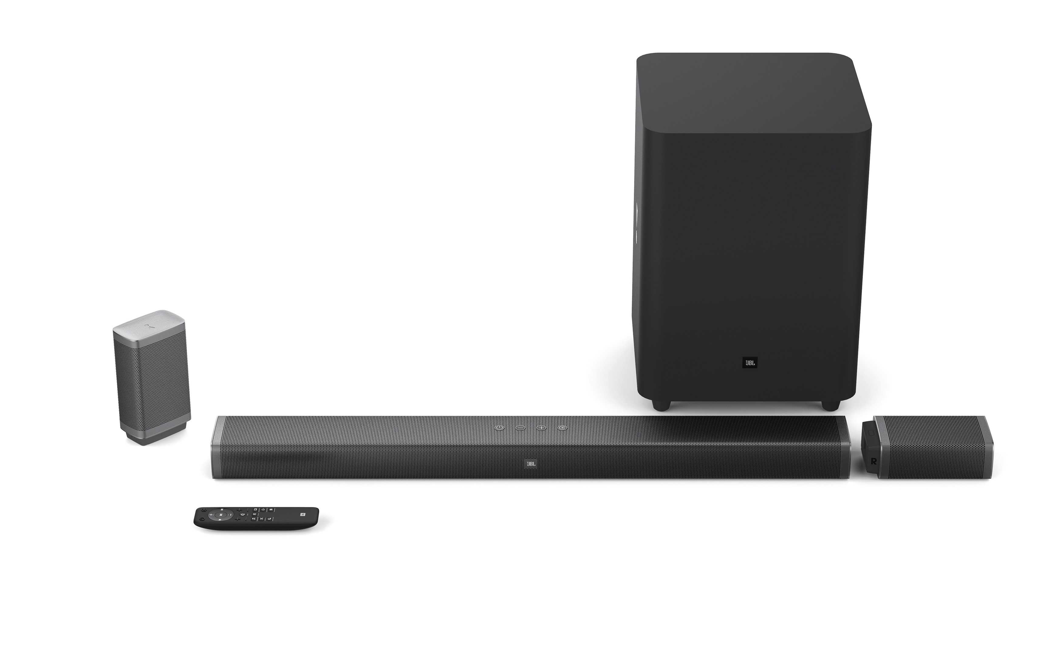 JBL Bar Studio 5.1 Soundbar, Bluetooth mājas kinozāle