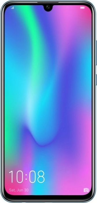 Honor 10 Lite - 6.21 - 64GB - Android - blue Mobilais Telefons