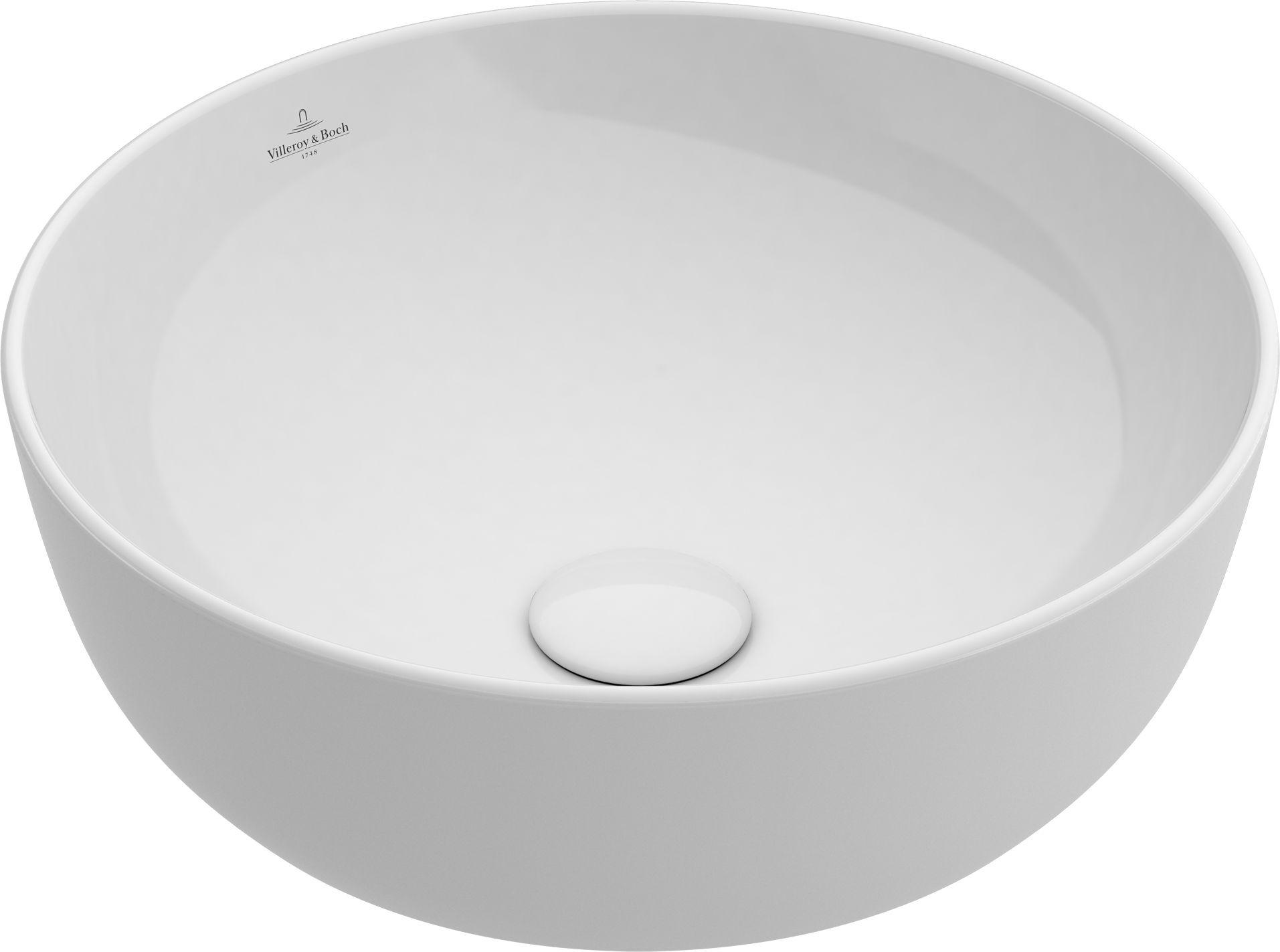 Villeroy & Boch Artis 43 cm CeramicPlus washbasin (417943R1) Izlietne