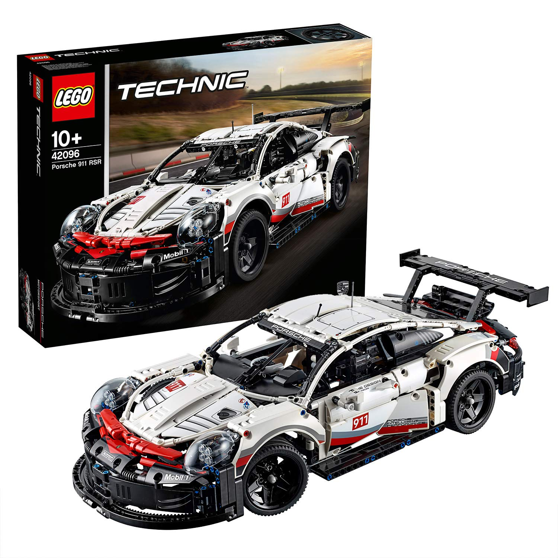 LEGO Technic 42096 Porsche 911 RSR LEGO konstruktors
