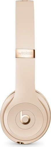 Beats Solo3 Wireless On-Ear Headphones - Satin Gold austiņas