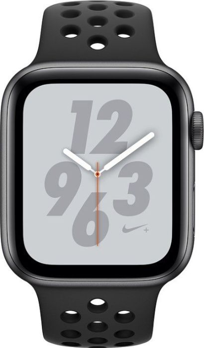 Apple Watch Nike+ Series 4 GPS 44mm Grey Alu Nike Band Viedais pulkstenis, smartwatch