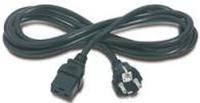 MicroConnect PE011450, 8120-6899 Power Cord 5m IEC320-C19 16A Barošanas kabelis