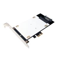 HDD/SDD hybrid PCI  Express card karte