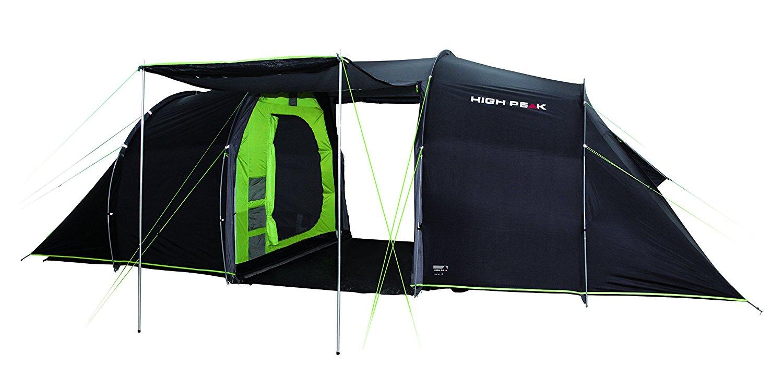 High Peak Tauris 6P - 11562 telts Kempingiem, pārgājieniem