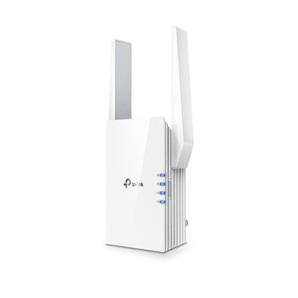 TP-LINK Extender  RE505X 802.11ax, 2.4GHz/5GHz, 300+1200 Mbit/s Access point