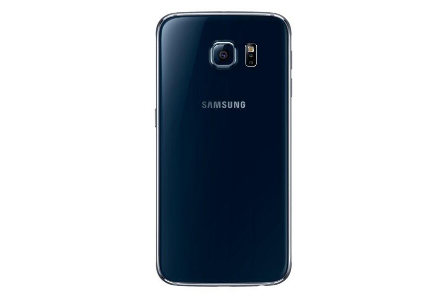 Samsung Galaxy S6 F 32GB Black Mobilais Telefons