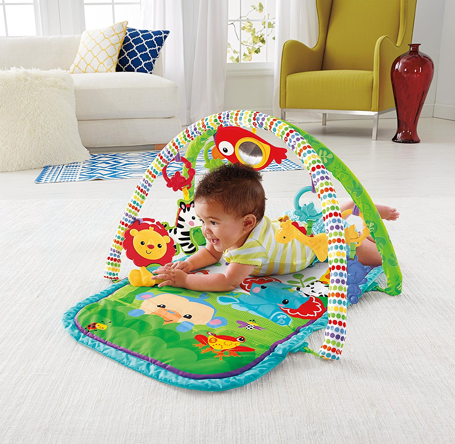 Fisher Price Gymnastic mat 3 in 1 - CHP85
