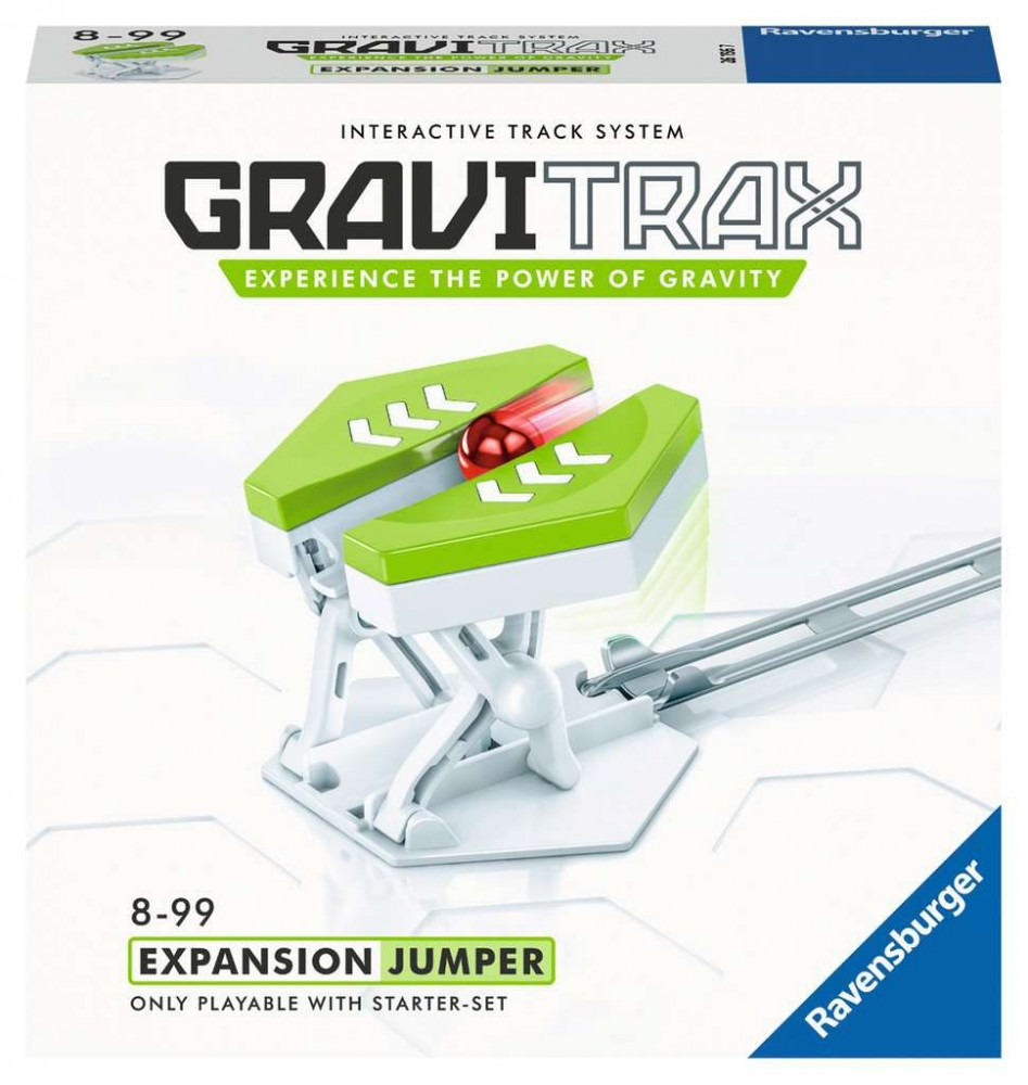 RAVENSBURGER Construction set Gravitrax Jumper konstruktors
