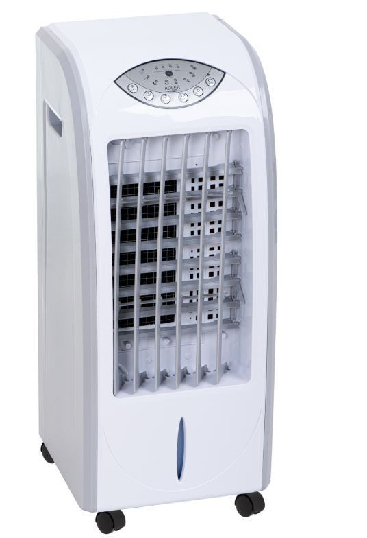 Adler Air cooler AD 7915 Air cooler 3in1, Fan, Number of speeds 3, White kondicionieris