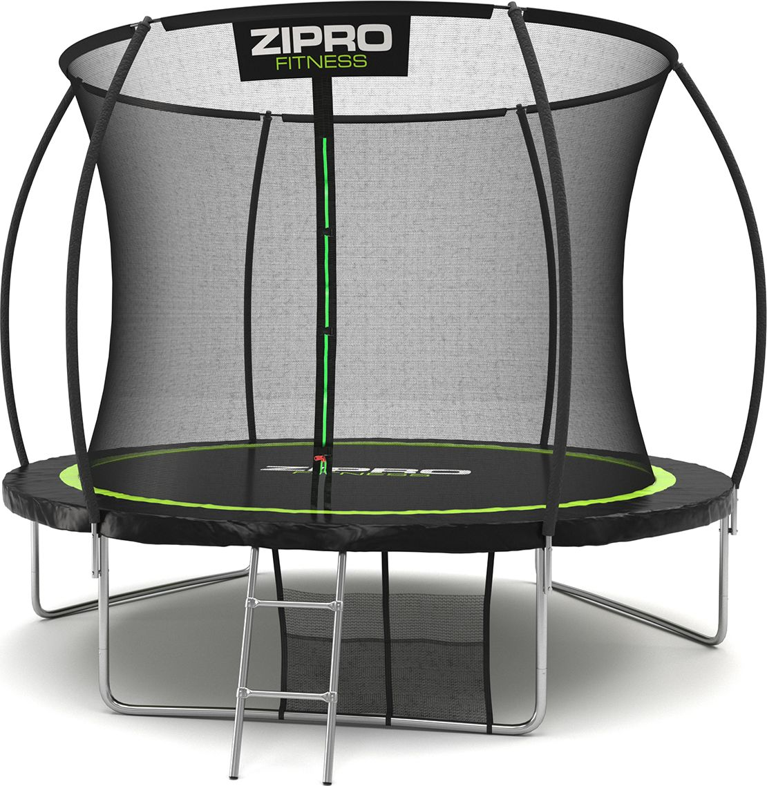 Zipro Garden trampoline Jump Pro 10FT 312cm with inner net + FREE shoe bag! Batuts