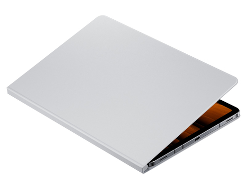 Samsung Book Cover Tab S7 light grey Planšetes aksesuāri