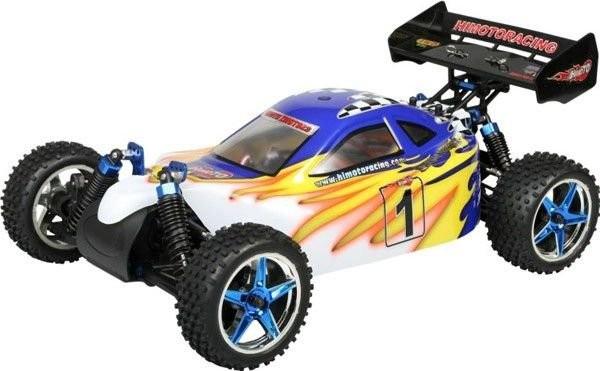 Himoto ZMOTOZ3 Buggy 1:10 2.4GHz RTR (HSP XSTR) -10412