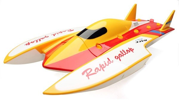 Motorboat WL913 2.4GHz RTR (62cm length, 50km/h speed, brushless motor) WL913