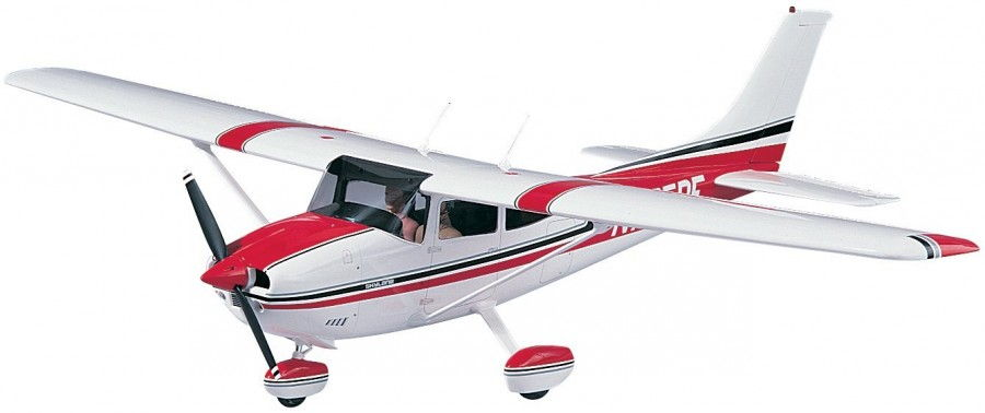 Sonic-Modell Cessna 182 Sky Lane KIT (span 141cm, class 500 (0300)