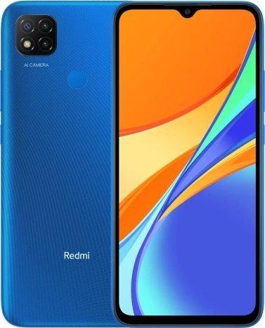 Xiaomi Redmi 9C 2GB/32GB Blue Mobilais Telefons