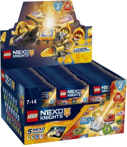 Lego LEGO NEXO KNIGHTS Combo Moce NEXO 70373 konstruktors