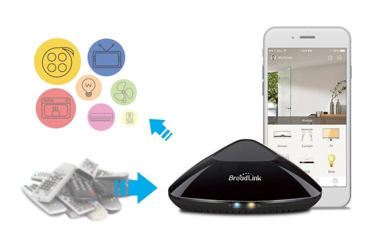 Universal remote control BroadLink  RM-Pro+