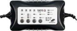 Yato YT-8300 Professional device for charging 6 V and 12 V auto akumulatoru lādētājs