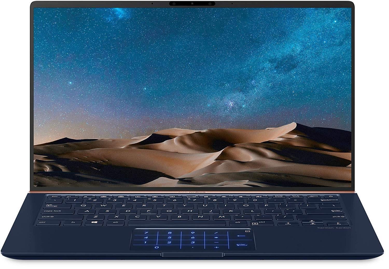 ASUS ZenBook UX433FN-A5232T - Royal Blue Portatīvais dators