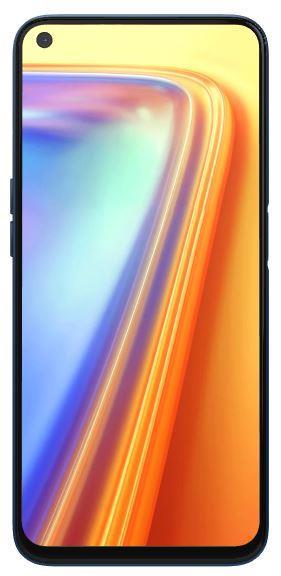 Realme 7 6/64GB Mist Blue Mobilais Telefons